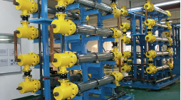Desinfection with Electrolysis – Newtec Water Systems